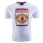Manchester United Originals Tongue Label T-Shirt