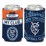 New York City FC Can Coozie