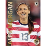 Alex Morgan Book