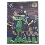 U.S. Women's Soccer Team Book