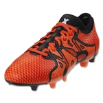 adidas X 15+ Primeknit FG/AG (Solar Orange/Black)