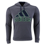 adidas Go-To Performance Fleece Hoody (Sv/Nv)