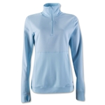 adidas Limitless Half Zip Women's Jacket (Blue)