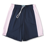 Yale Women's 4-Way Stretch Lacrosse Short (Nv/Pi)