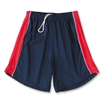Yale Women's 4-Way Stretch Short (Navy/Red)