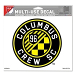 Columbus Crew 5 x 6 Decal