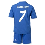 Real Madrid 13/14 RONALDO Away Mini Kit