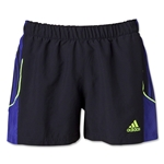 adidas Women's Speedkick Short (Blk/Pur)