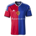 Basel 14/15 Home Soccer Jersey