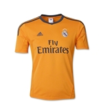 Real Madrid 13/14 Youth Third Soccer Jersey