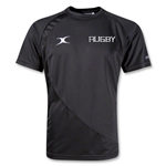 Gilbert Pro V2 Performance Rugby Logo T-Shirt