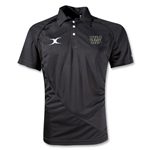Gilbert World Rugby Shop Pro V2 Polo (Black)