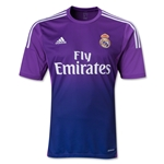 Real Madrid 13/14 Home Goalkeeper Jersey
