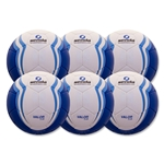 Senda Valor Club Ball 6 Pack (Dark Blue)