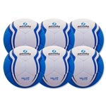 Senda Valor XLS Club Ball 6 Pack (Yellow)