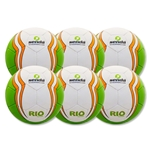 Senda Rio Futsal Training Ball 6 Pack
