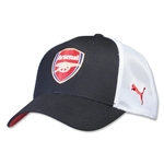 Arsenal Mesh Stretch Fit Cap