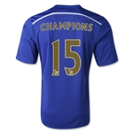 Chelsea 14/15 Home Champions Jersey