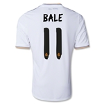 Real Madrid 13/14 BALE UCL Jersey de Futbol Local