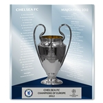 Chelsea UCL 150mm Replica Trophy