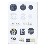 Paris Saint-Germain Decals