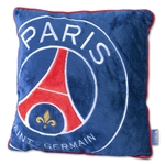 Paris Saint-Germain Logo Pillow