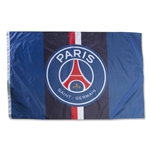 Paris Saint-Germain Logo 3x5 Flag