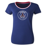 Paris Saint-Germain Women's Logo T-Shirt