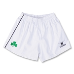 Shamrock Performance Match Rugby Shorts (White)