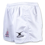 Rugby Fights Cancer Gilbert Kryten Match Shorts (White)