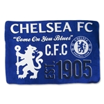 Chelsea Giant Graphic Fleece Blanket