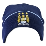 Manchester City Knit Hat