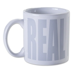 Real Madrid Wordmark Jumbo Mug