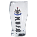 Newcastle United Wordmark Pint Glass