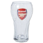 Arsenal Football Pint Glass