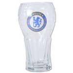 Chelsea Football Pint Glass