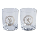 Chelsea Whiskey Glass Set