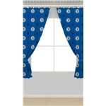 Chelsea 72 Crest Curtains