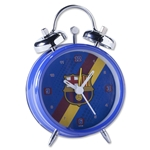 Barcelona Stripe Mini Bell Clock