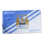 Manchester City 5x3 Striker Flag