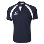 Gilbert Junior Match Rugby Jersey (Navy)