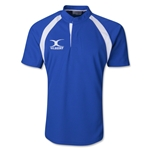 Gilbert Junior Match Rugby Jersey (Royal)