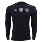Germany 2016 LS Home Keeper Jersey