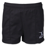 Gilbert Kiwi Pro Youth Rugby Short (Black)