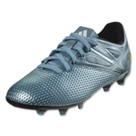 adidas Messi 15.3 FG/AG Junior (Matt Ice/Bright Yellow)