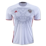 Russia 2016 Away Soccer Jersey