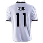Germany 2016 REUS Youth Home Soccer Jersey