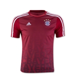 Bayern Munich Youth Home Prematch Jersey