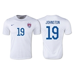 USWNT JOHNSTON Men's T-Shirt