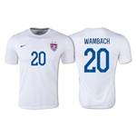 USWNT WAMBACH Men's T-Shirt